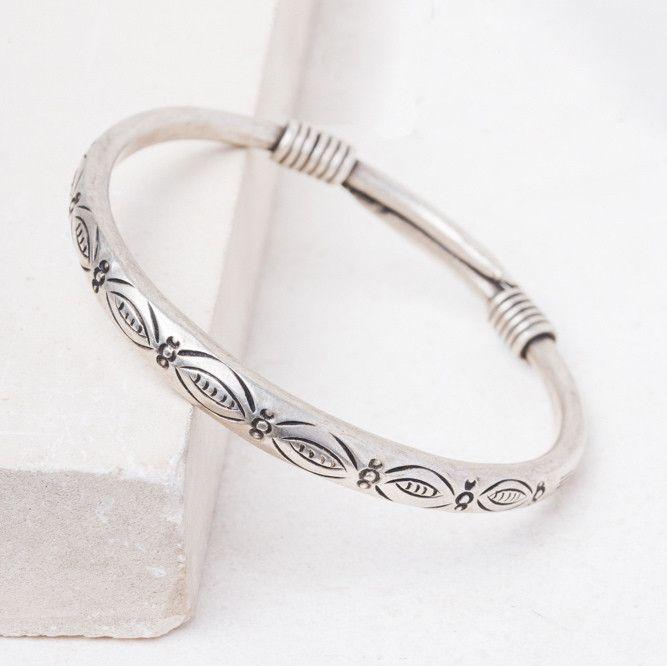 Skyler Miao Silver Bracelet