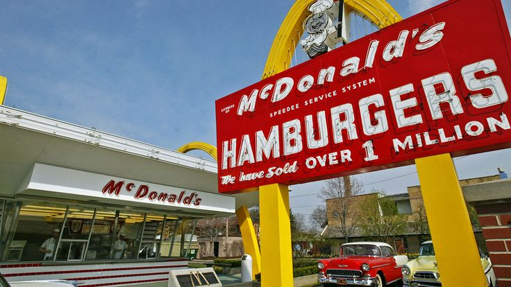 FOX NEWS: McDonald's tearing down museum on site of first restaurant