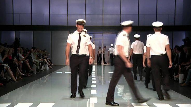 New Pilot uniform unveiling