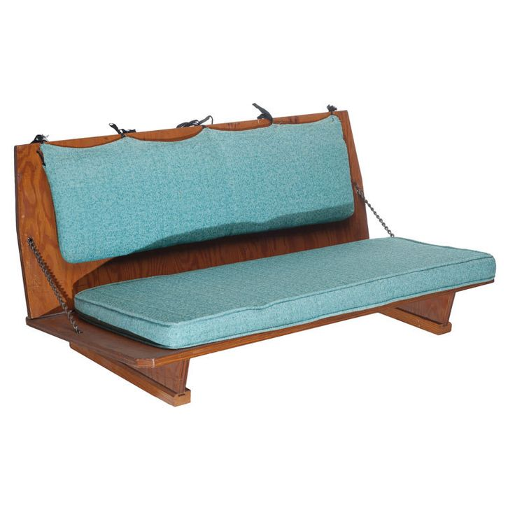 Frank Lloyd Wright UNITARIAN MEETING HOUSE MADISON | From a unique collection of antique and modern benches at http://www.1stdibs.com/furniture/seating/benches/