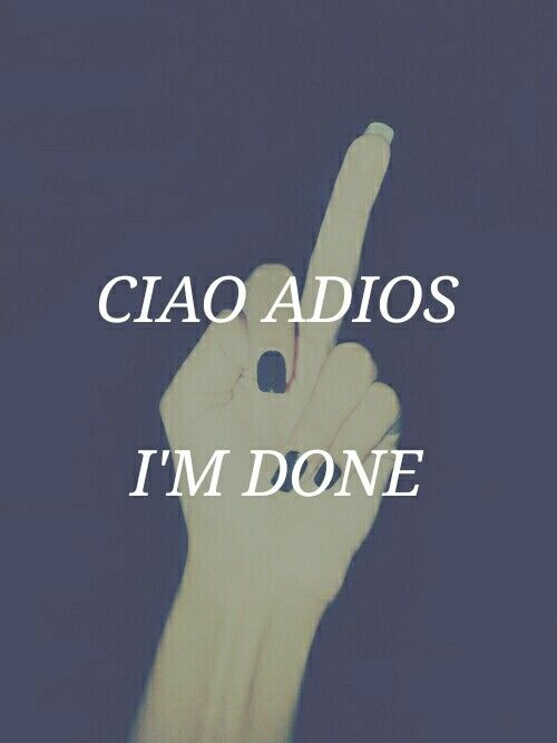 Ciao Adios - Anne Marie song lyrics