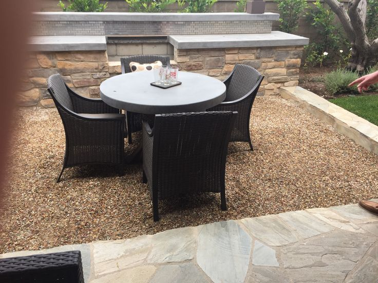 17 Best Images About Fire Pit Area On Pinterest Exposed