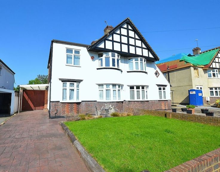 Spacious 4 bed semi FOR SALE in #Bromley  http://www.vincentchandler.co.uk/properties-for-sale/property/6755045-cloisters-avenue-bromley