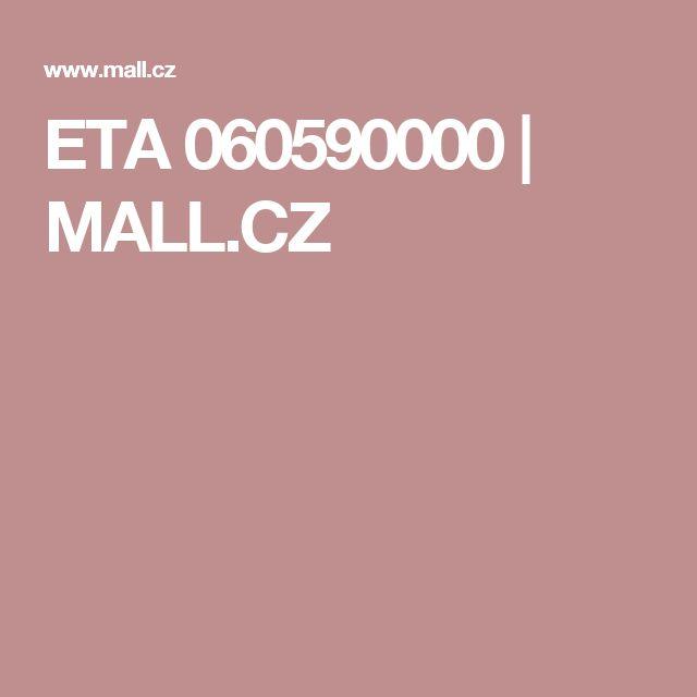 ETA   060590000  | MALL.CZ