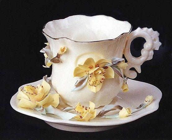 Royal Tea cup...wonderful!