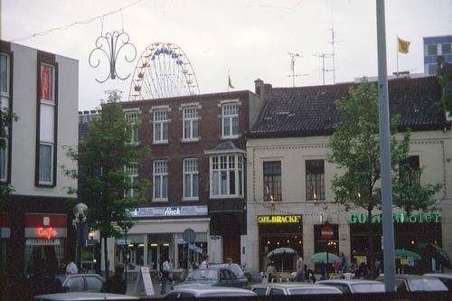 Bracke en opticien Rinck in Heerlen