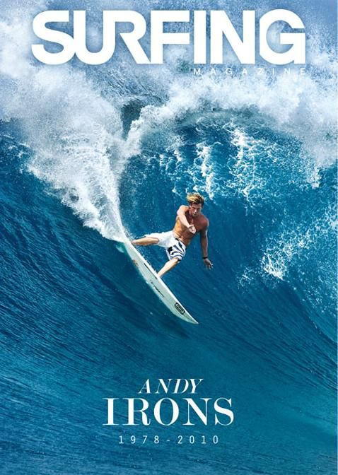 Andy Irons - I Surf Because... - Watch video here: http://dailysurfingvideos.com/blog/2012/04/24/andy-irons-i-surf-because/