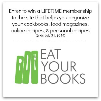 Great cookbook org site. Makes organizing and finding your favourite recipes quick and easy...and makes finding suggestions for new favourites easy, too.