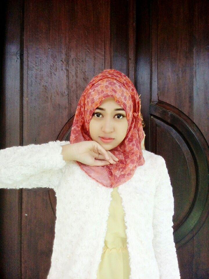 Hana flash Hijab instan simple dan tetap cantik