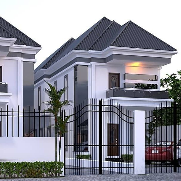 Alientech On Instagram Work In Progress Lekki Lagos Nigeria Instagood Photooftheda In 2020 Village House Design House Projects Architecture Architect House