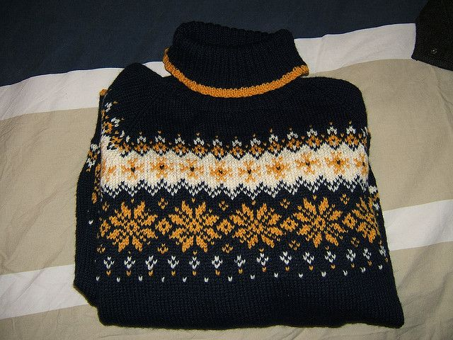Ravelry: gtwife's Isfjorden Sweater