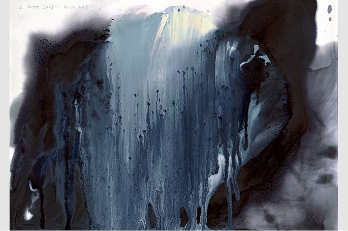 Выставка Герхарда Рихтера «Абстракция и образ»