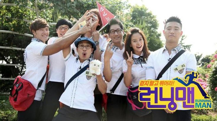 """The members of the SBS variety show """"Running Man"""" have graced viewers with six years of fun, laughter, and ridiculous games. What would we do on Sunday nig"""