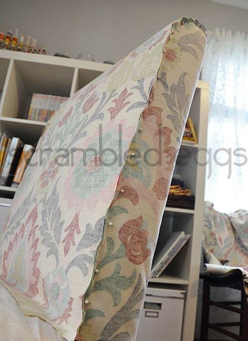 HENRIKSDAL Chair Slipcover