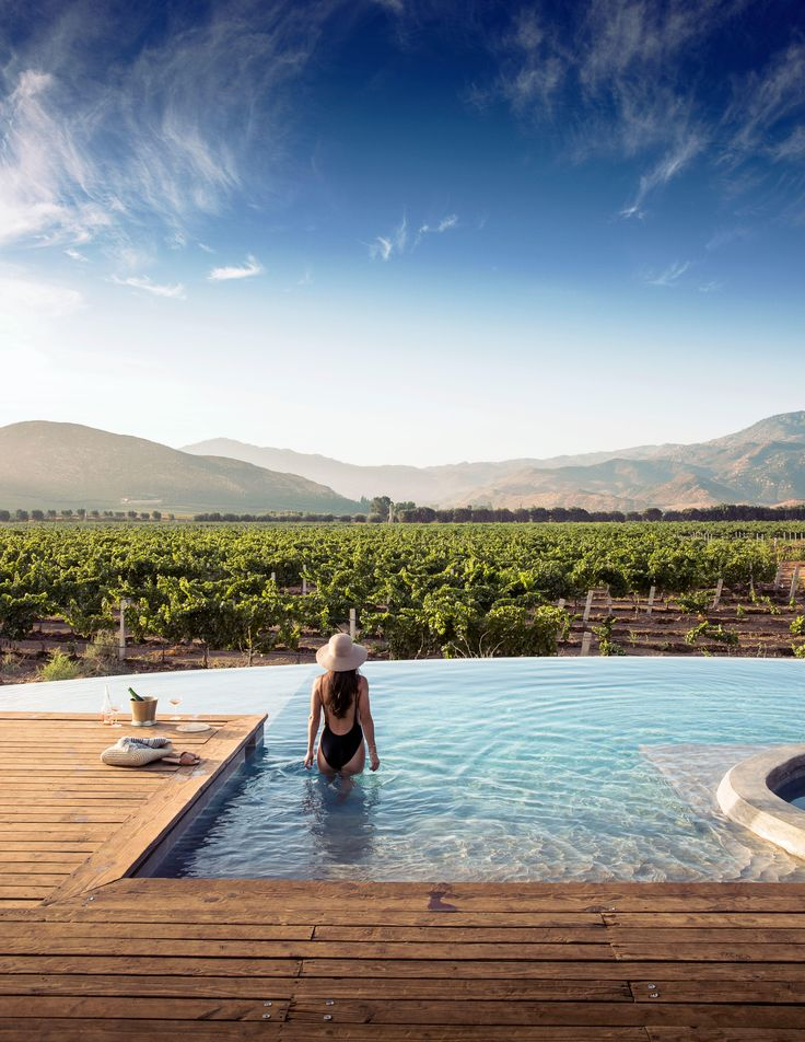 10/17 The West's New Hottest Wine Region Is South of the Border | Cutting-edge new tasting rooms, world-class open-flame cooking, and stunning hotels are making northern Mexico's Valle de Guadalupe the hottest spot in the West for a wine-fueled adventure