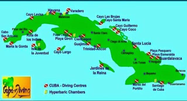 Carte Cuba Cayo Levisa.Maria La Gorda Cuba Vinales 2018 Cuba Diving Cuba Travel