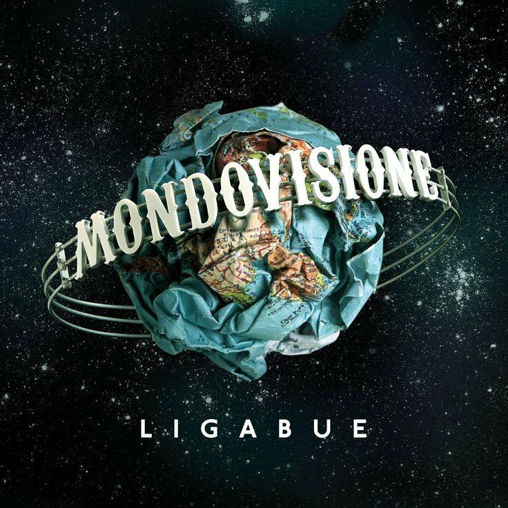 #Mondovisione #Ligabue #CD