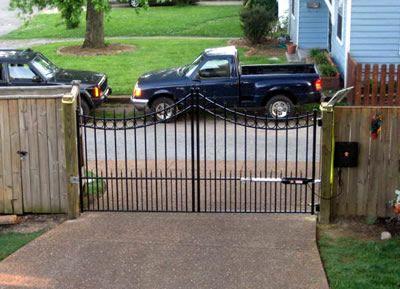 Best 25 Electric Driveway Gates Ideas On Pinterest