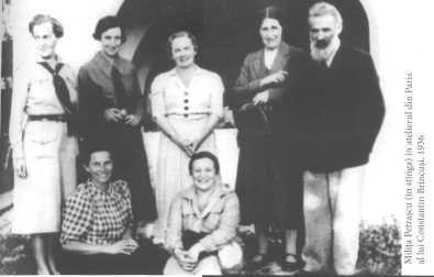 Personalităţi chişinăuiene : Miliţa Petraşcu