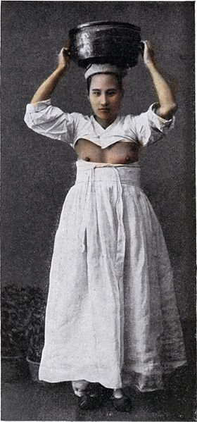 File:Abb 703 Koreanisches Mädchen.jpg