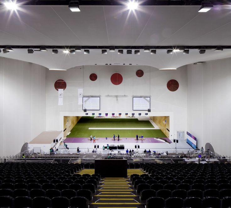 Magma Architecture · London Shooting Venue · Divisare