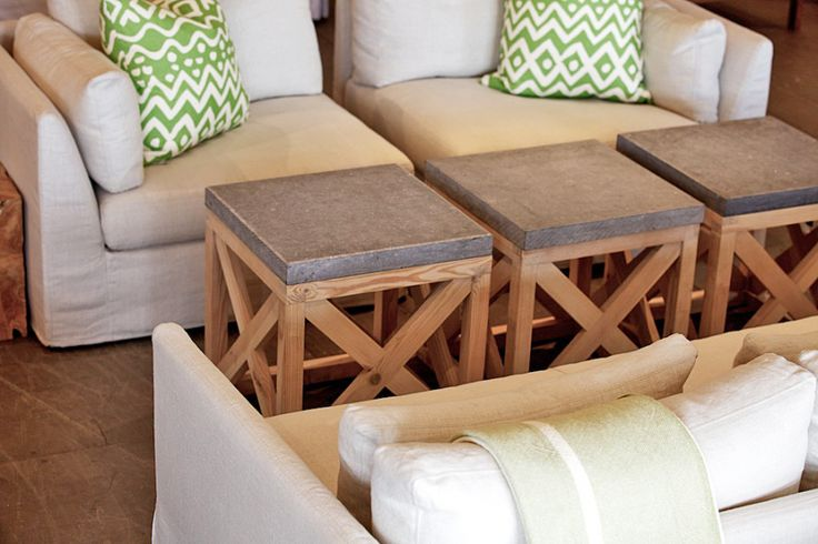 Matching Wood Cubes For Side Tables Benches Or Coffee Tables Benches And Decks Pinterest