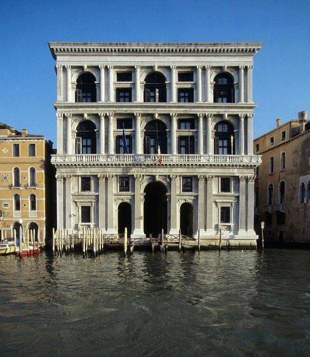 Palazzo Grimani di San Luca - Arquitetura Renascentista.