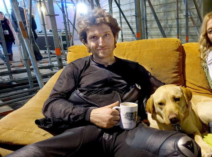 guy martin dog - Google Search