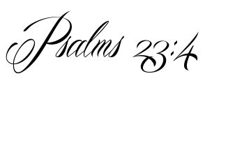 the 25 best psalm 23 tattoo ideas on pinterest verse tattoos bible quotes and psalm 46 5. Black Bedroom Furniture Sets. Home Design Ideas