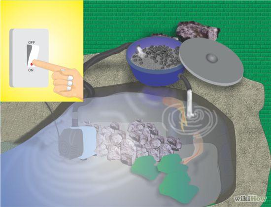 Pond Filter Media Diy Crafts