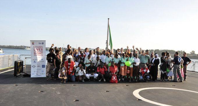 #Cavour4italy – Operation Smile, Fondazione Francesca Rava e Croce Rossa, insieme per un sorriso ricco di speranza