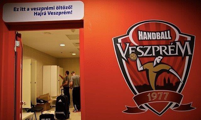 Veszprém Handball Team in SEHA Final4, Varasdin, 1-3. April, 2016.