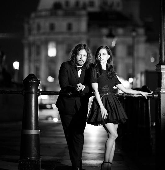 Joy Williams & John Paul White ....and I never thought I could fall in love with a skirt until now....