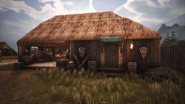 Nordheimer Blacksmith Ark Survival Evolved Bases Base Building Blacksmithing