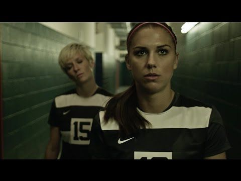 Alex Morgan and Megan Rapinoe - SKLZ