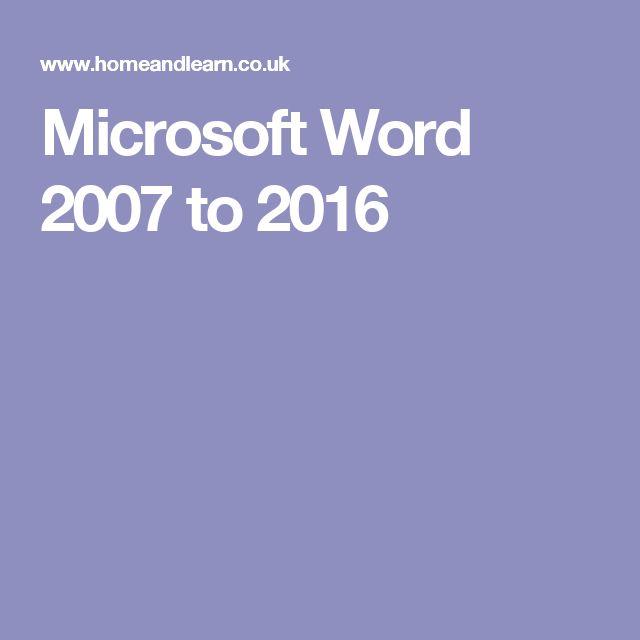 Les 10 meilleures idées de la catégorie Microsoft word 2010 free - microsoft word