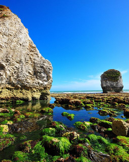 Freshwater Bay, Isle of Wight, England