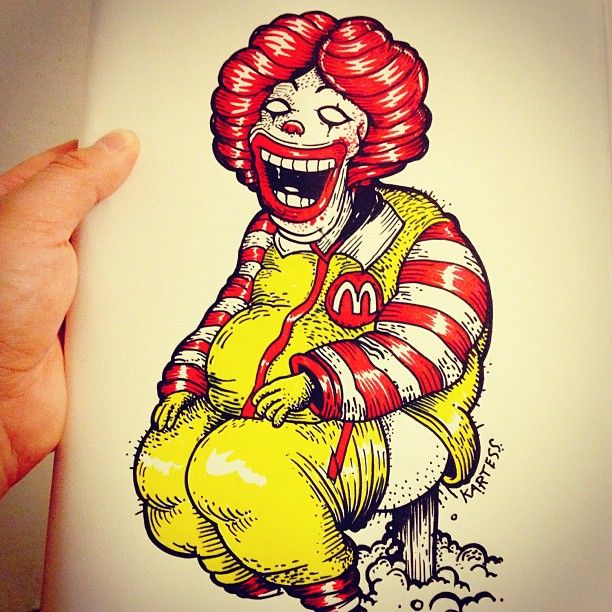 ronald. by kartess