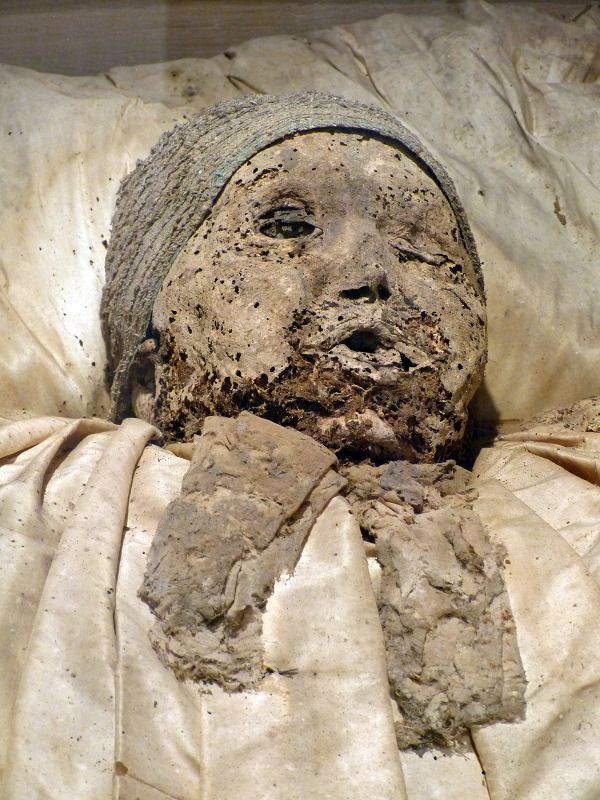 faces of the past 200 year old mummies go on display in