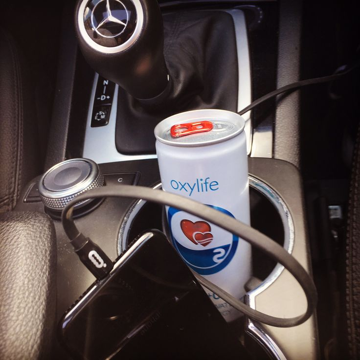 Oxylife water - pure energy for each driver!