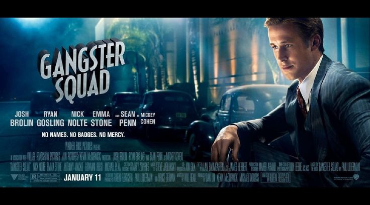 TroyGarity as Karl Lockwood In #GangsterSquad January 11th
