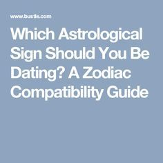 The Horoscope Compatibility Love Match Matrix