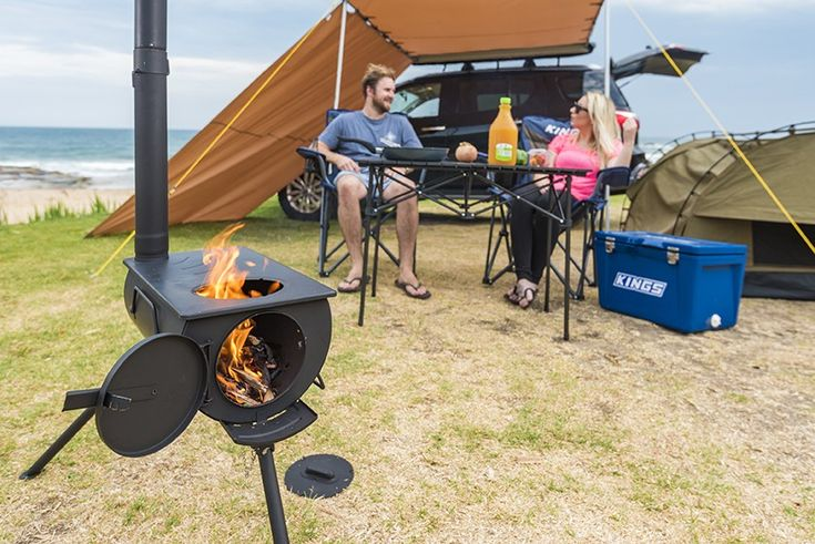 Adventure Kings Camp Oven/Stove
