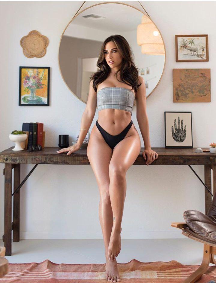 Ana Cheri Fitness Models Female Ana Cheri Fitness Instagram