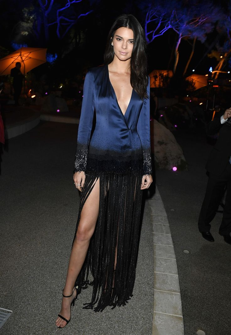 Kendall Jenner at Cannes Film Festival 2016: What Everyone Wore on the Red Carpet - Cannes Film Festival 2016: What Everyone Wore | wmag.com