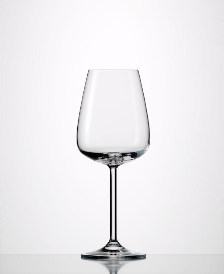 Eisch Vintec Red Wine  Avante-garde flat bottom design Led-free crystal Made in…
