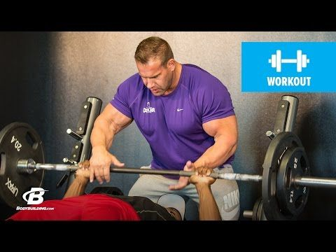 Jay Cutler Workout: How Jay Cutler Trains Chest And Calves - Bodybuilding.com - Complete Life Wellness