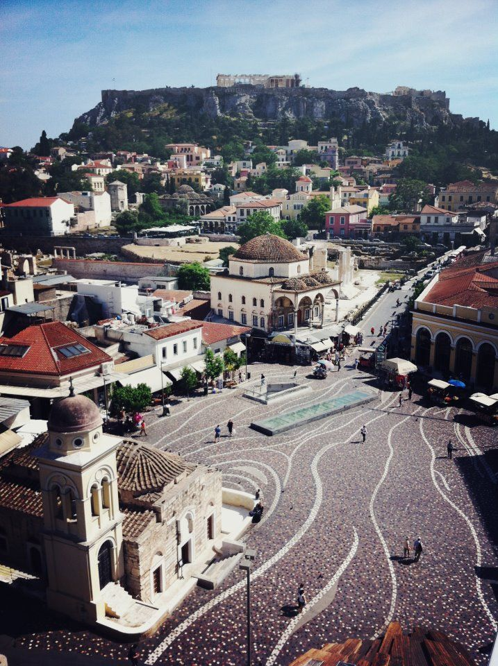 For Athens Lovers