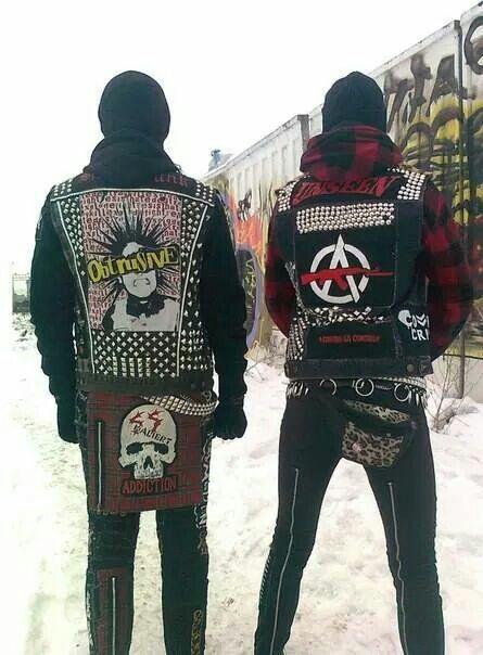 Hardcore Punk Clothes 26