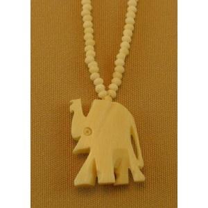 Colgante Elefante blanco